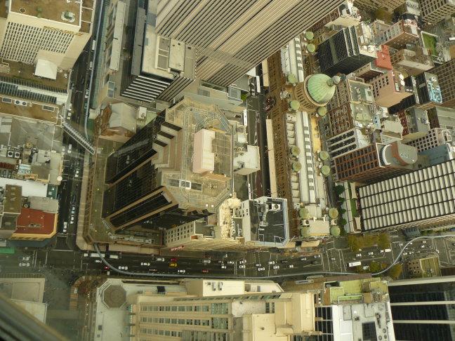 Sydney vanaf de ATM Tower