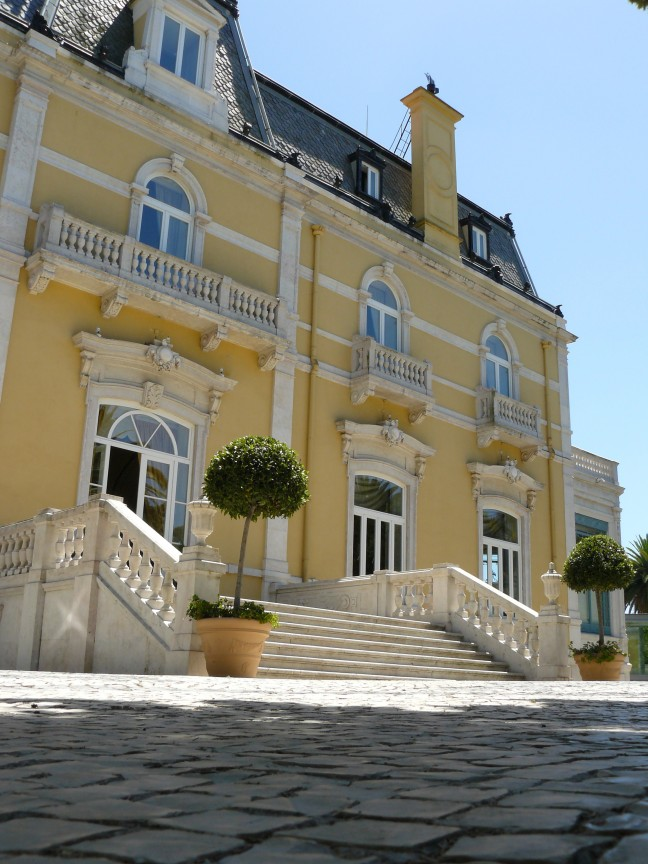 Een mooi paleis