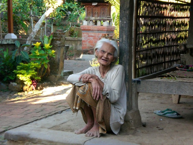 Balineese Oma