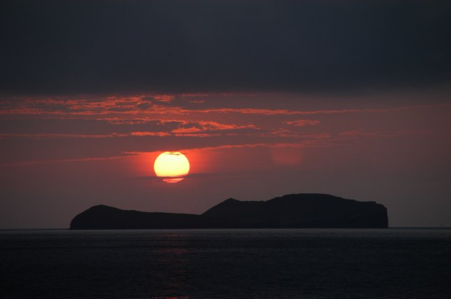 Galapagos by sunrise
