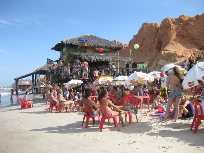 Freedom Bar, Canoa Quebrada