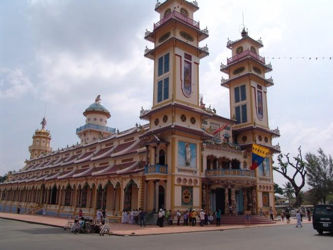 Cao Dai-tempel