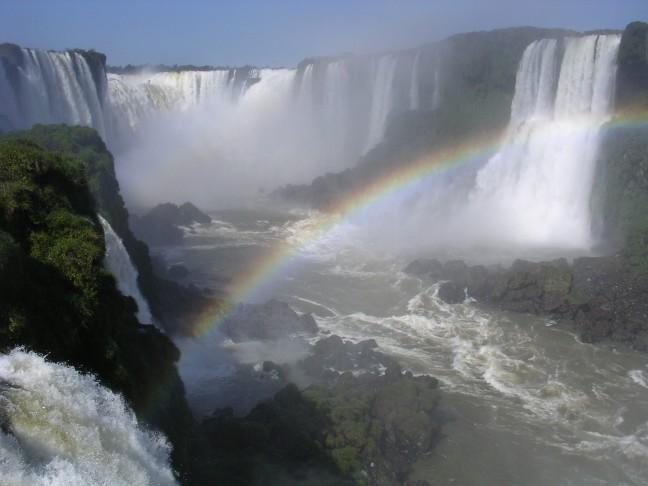 Iguacu-watervallen