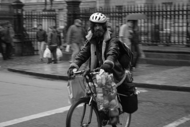 Zwerver Dublin