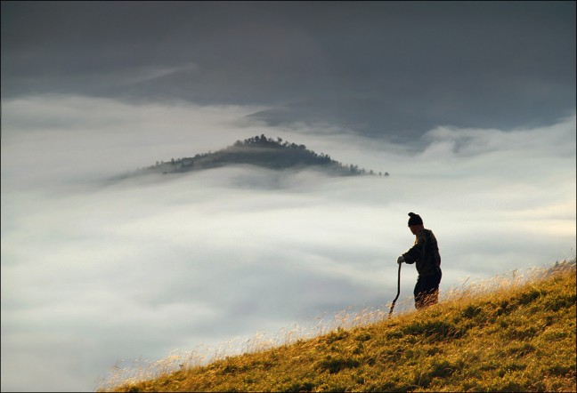 The Master of the Foggy Valley