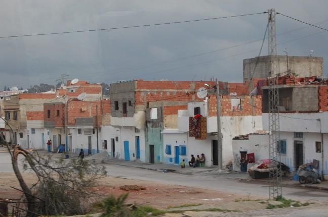 Tunesisch straatje