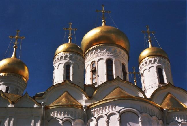 Kremlin koepels