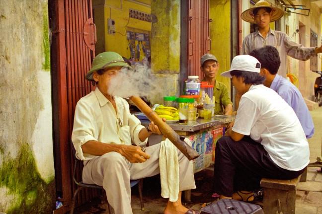 opium roken