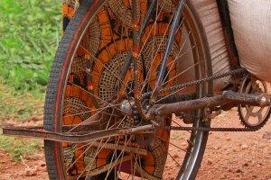 kijkje op de fiets