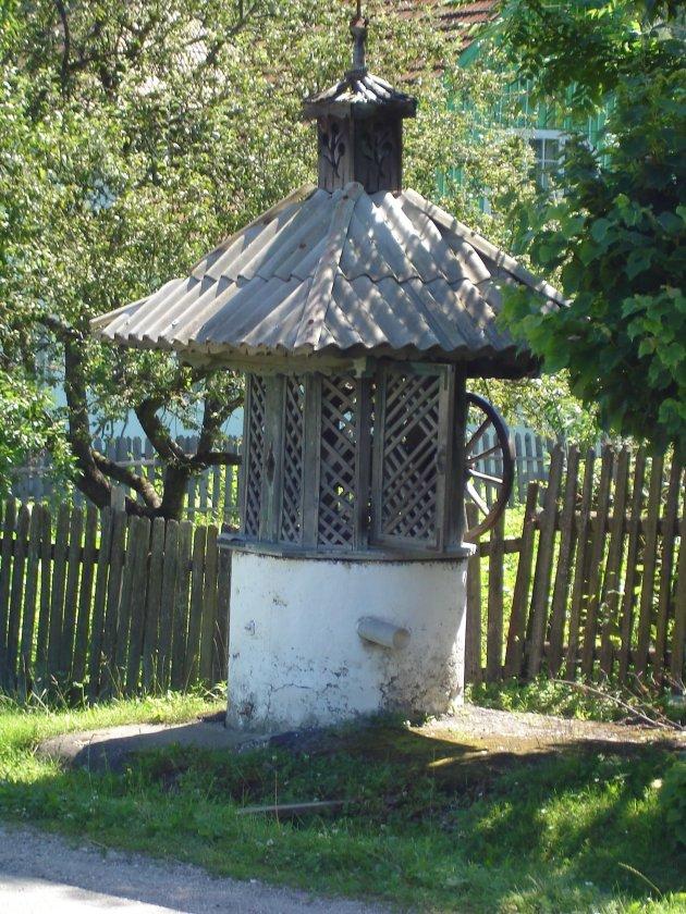 Waterput, Boekovina