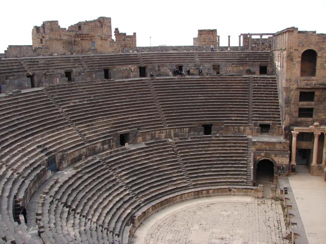 Amphitheatre Bosra