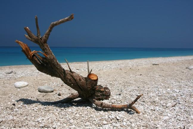 Egremnoi Beach