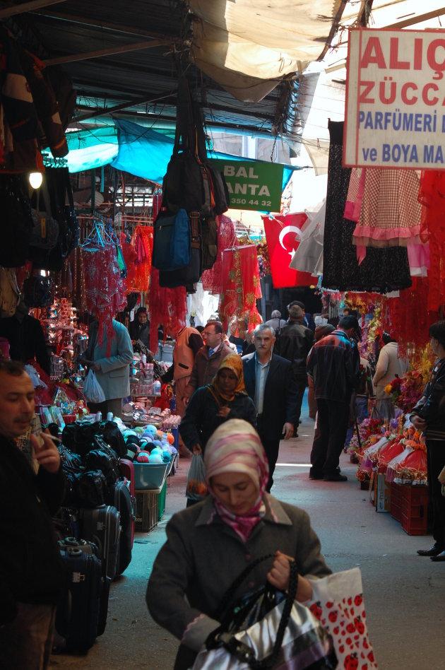 Shoppen, op z'n Turks