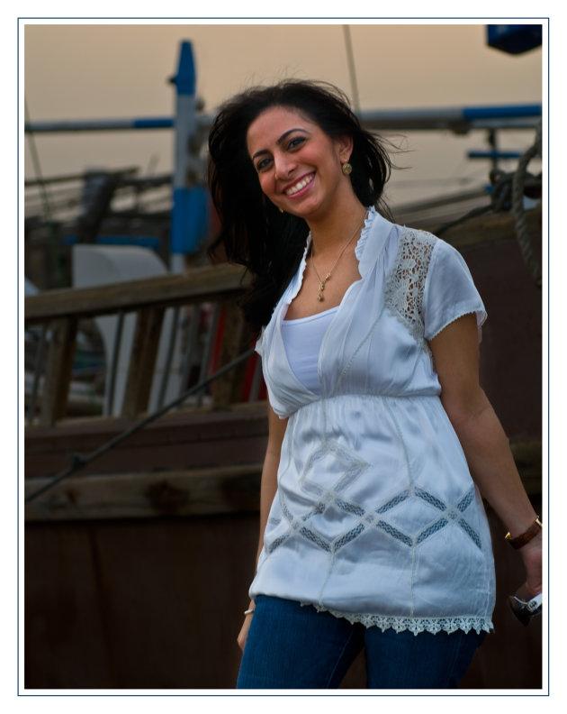 Bahreini vrouw