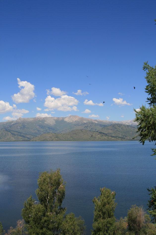 Lake Markakol