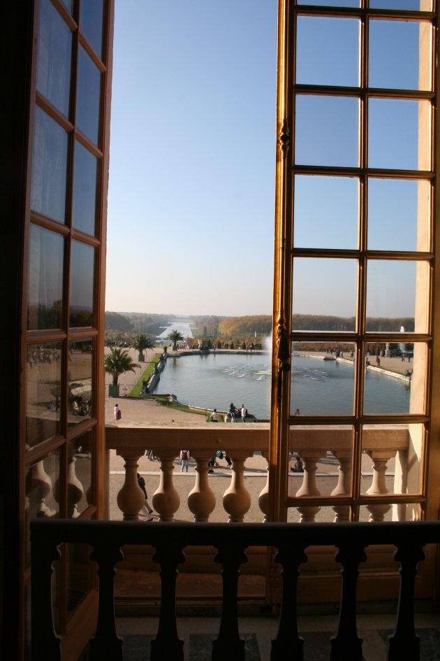 De tuin van Versailles