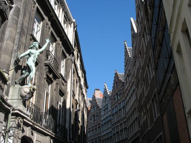 Huizen, Antwerpen