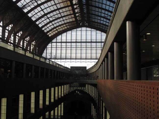 Station, Antwerpen