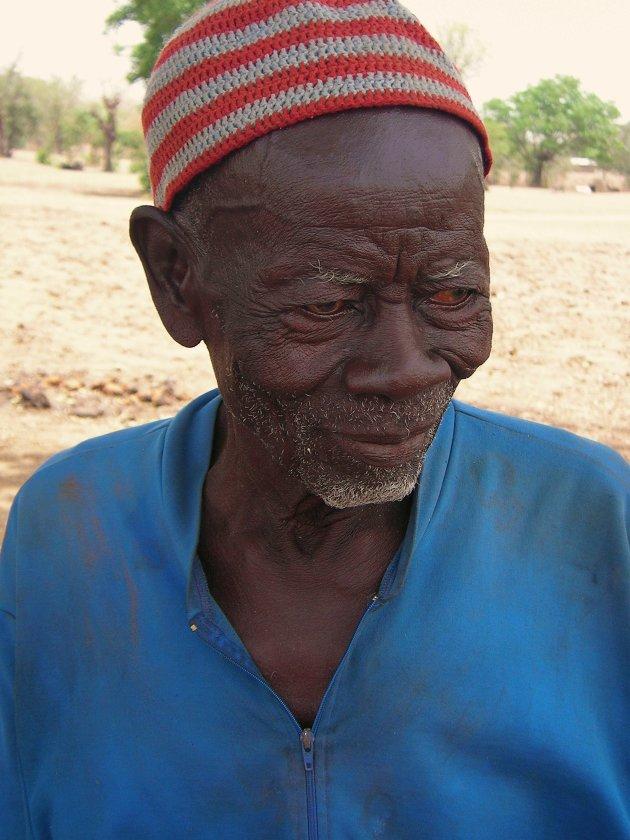 Sirigu - oude man