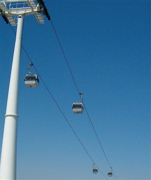 Kabelbaan- Expo2000- Lissabon