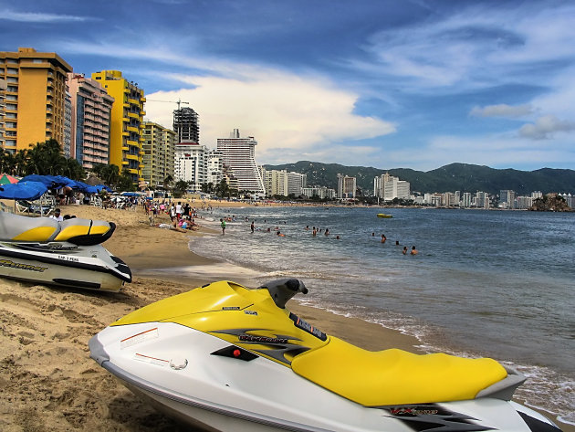 Toeristisch Acapulco