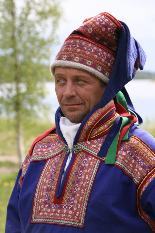 Sami bevolking