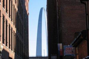 St. Lious - The Gateway Arch