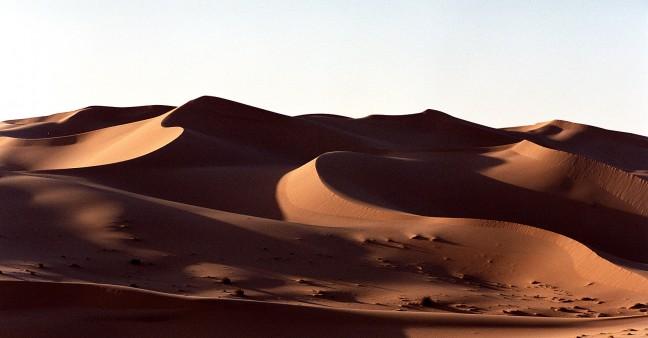 Libische Woestijn.