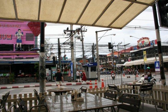 Patong, Phuket - Bangla road