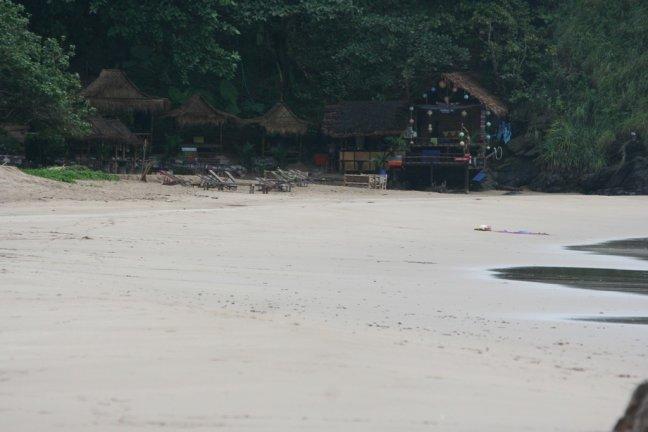 Koh Lanta stranden