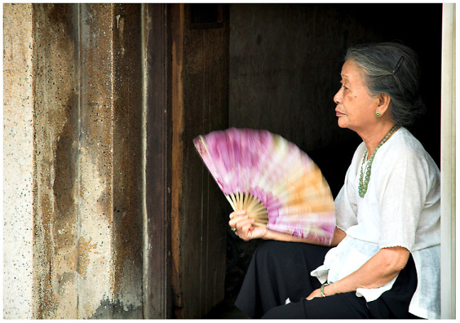 Staying cool in Ha Noi