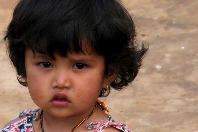 Meisje uit Nagarkot