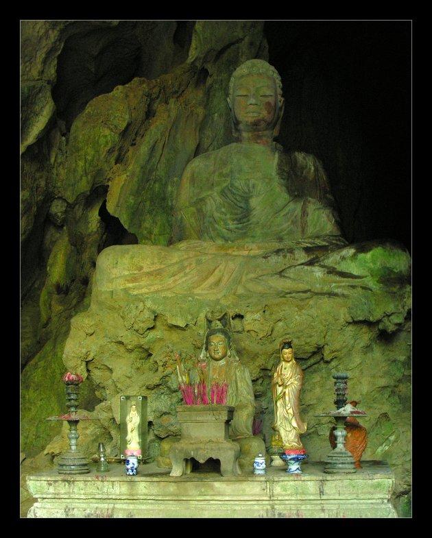 Tara, de groene Boeddha