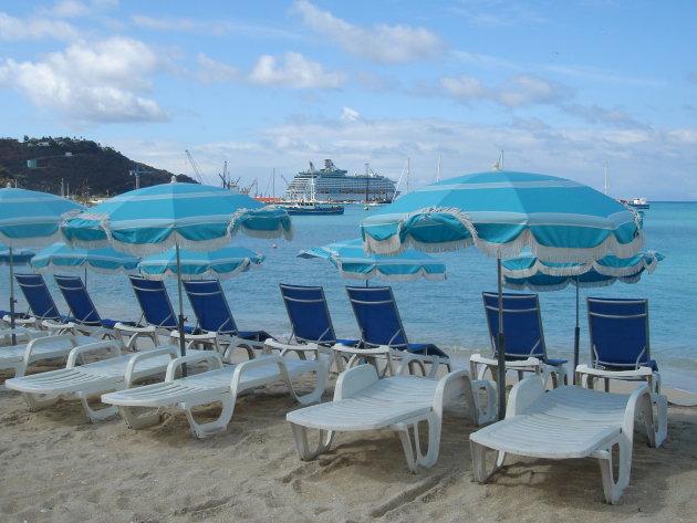 Relaxen op Sint-Maarten