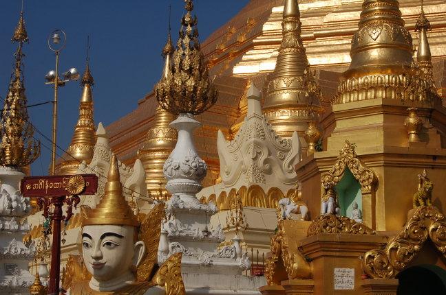 Shwedragon pagode