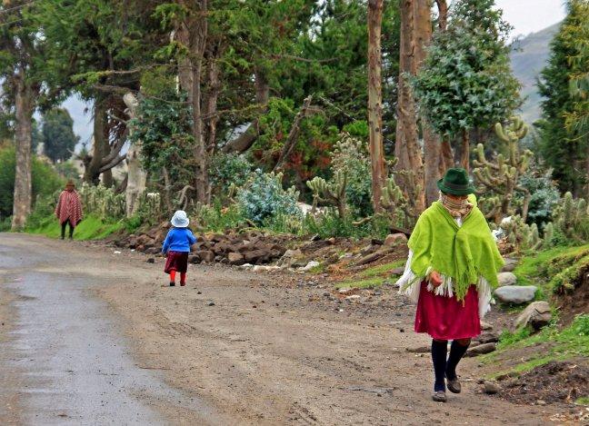 authentiek Ecuador