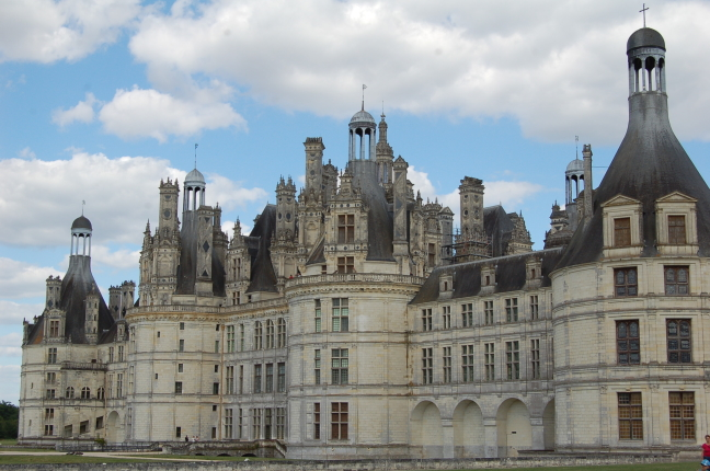 Chateau Royal De Chambord