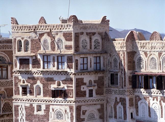 Architectuur Sana'a