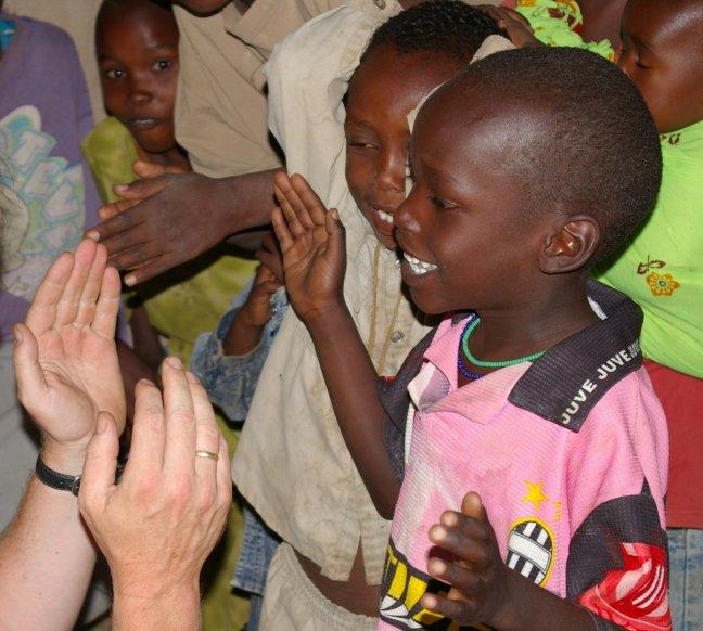 zingen met de kinderen