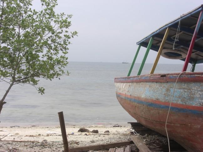 1001 eilanden voor kust Jakarta