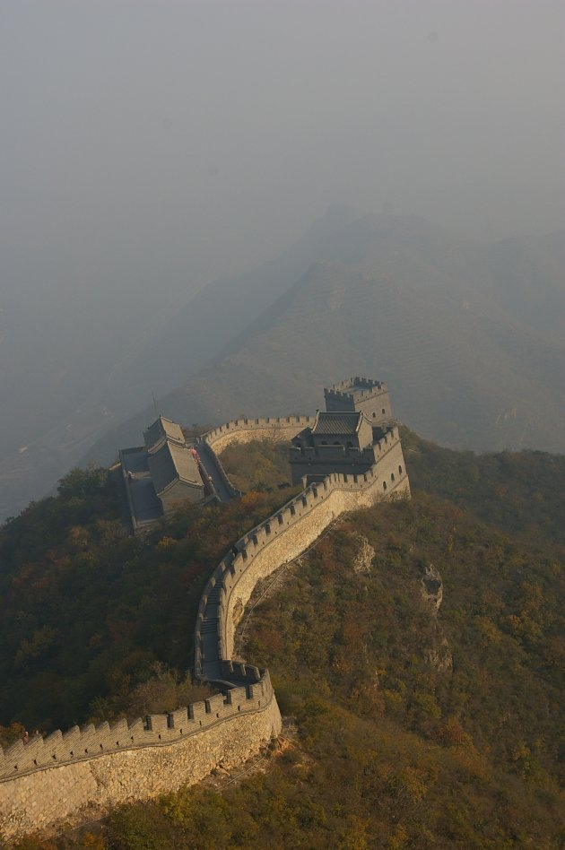 The Great Wall....