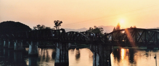 Brige over the river kwai