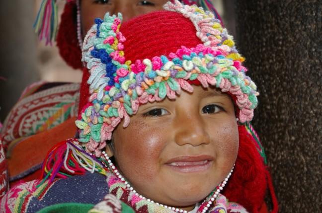 Jochie in Cuzco