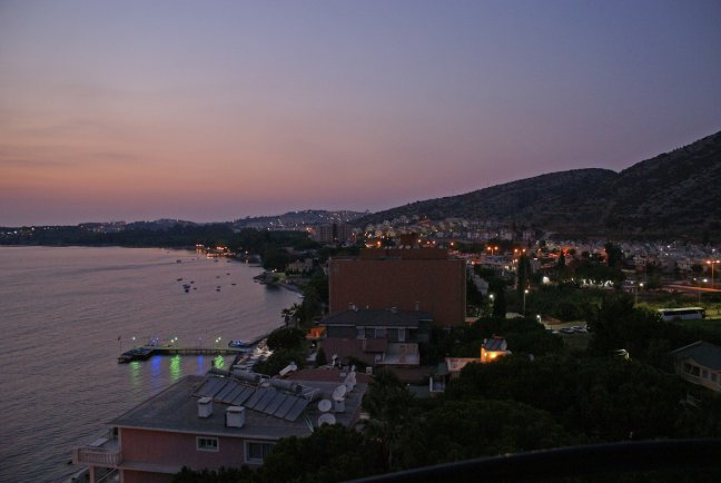 Kusadasi by night