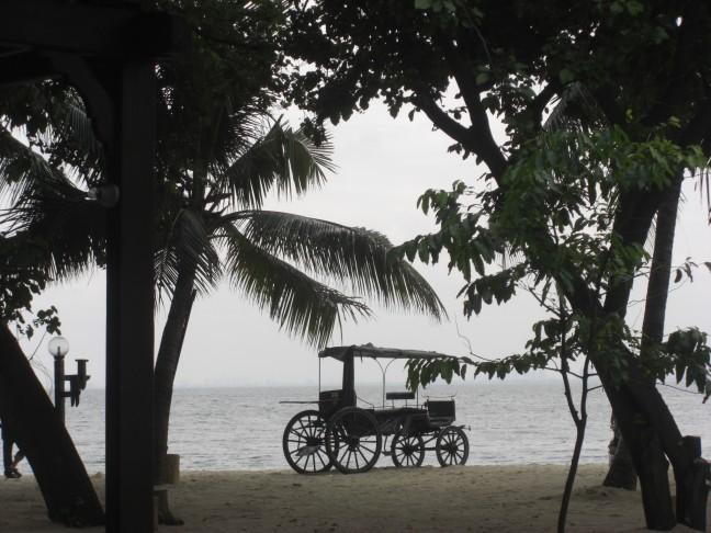 1001 eilanden voor de kust bij Jakarta