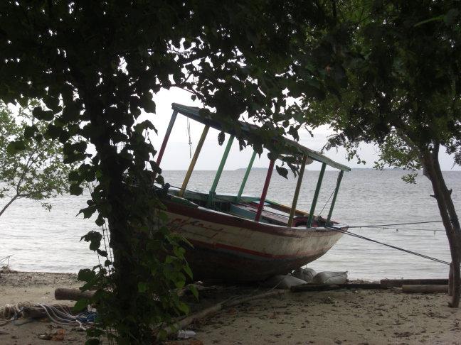 1001 eilandjes voor de kust van Jakarta