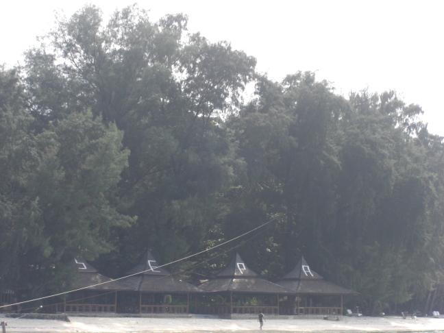 Eland Sepa voor de kust van Jakarta