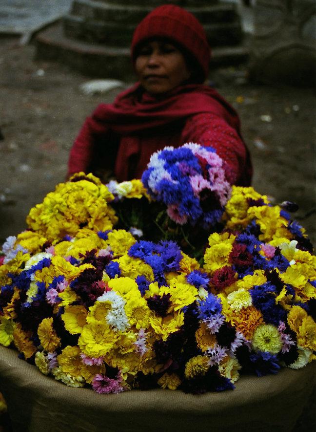 Bloemenoffers
