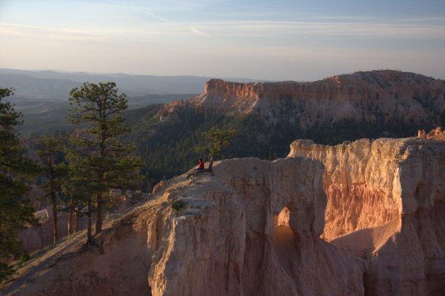 Bryce Canyon: zonsopgang2