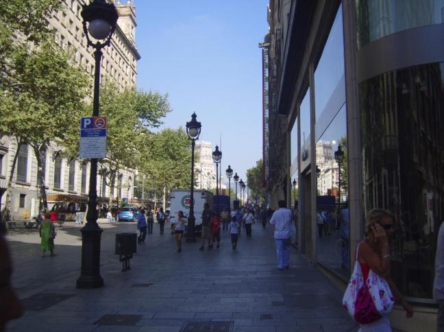 Barcelona - Stad